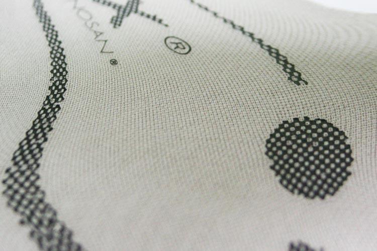 flocage textile stretch